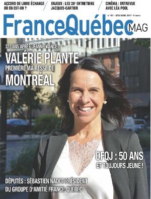 France-Québec Mag