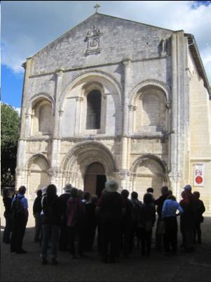 Abbaye aux Dames a Saintes