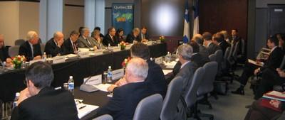61e Commission permanente de coopération franco-québécoise