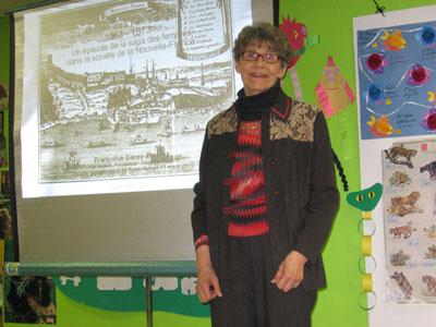 Françoise Deroy-Pineau