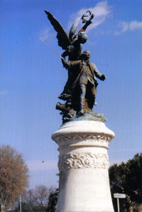Monument Montcalm