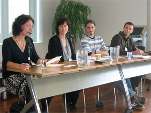 Emma Anderson, Dominique Deslandres, Mathieu Chaurette, Gilles Havard