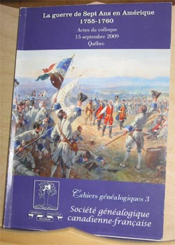 La guerre de Sept Ans en Amérique 1755-1760