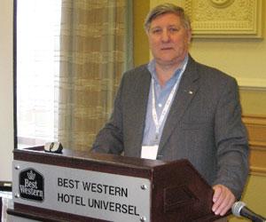 Marcel Fournier – Congrès de la FQSG, 29 mai 201