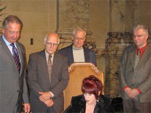 Ville de Montréal – Soirée des distinctions honorifiques, 21 octobre 2010