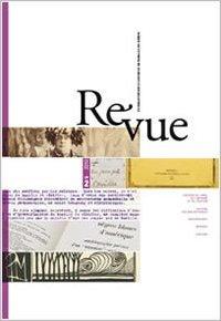 Revue de Bibliothèque et Archives nationales du Québec, no 2, 2010