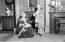 Alphonsine et Victor Morin, bal annuel de la SANM, 1937.