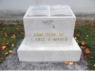 Photo 2a, cimetière de l'Anse-à-Maheu