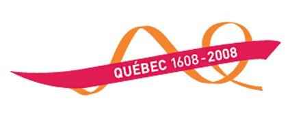 Logo 400ans Québec